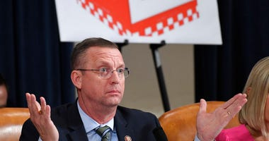 House Judiciary Committee ranking member Rep. Doug Collins