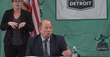 Mike Duggan Coronavirus News Conference