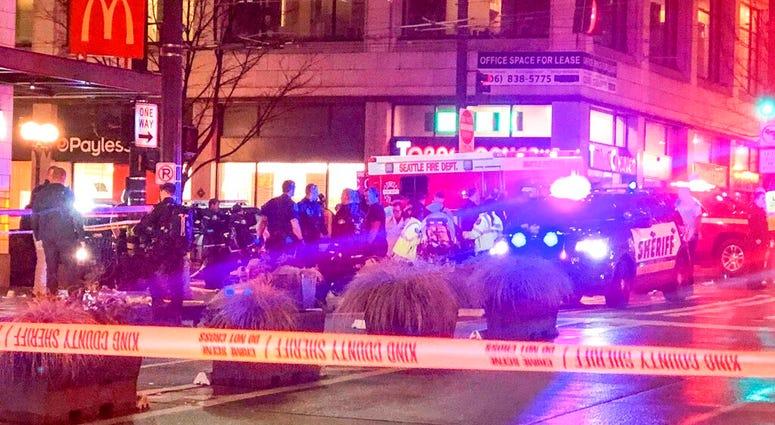 Seattle Police investigate