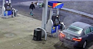 Stolen Car Suspect