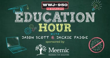 the education hour on WWJ 950
