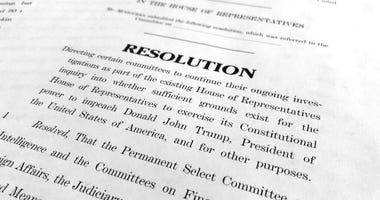 impeachment inquiry documents