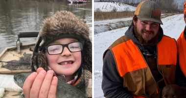 Missing father and son fishing in Rockwood