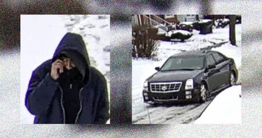 Detroit Carjacking Suspect