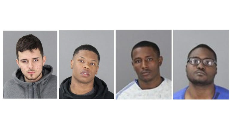 Waterford Shooting Suspects