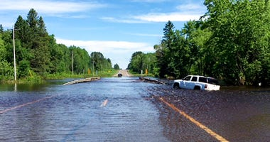 Wisconsin flooding - AP