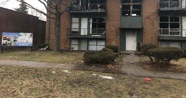 apartment arson