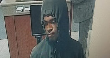 Roseville bank robbery suspect