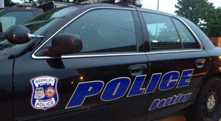 Berkley Police Car