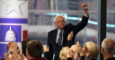 Bernie Sanders AP photo