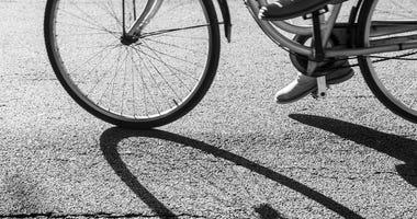 biking bicyclist