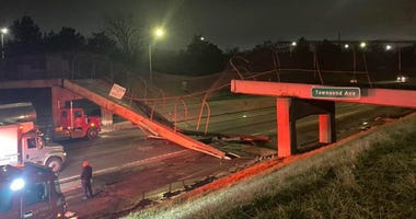 I-94 bridge collapses