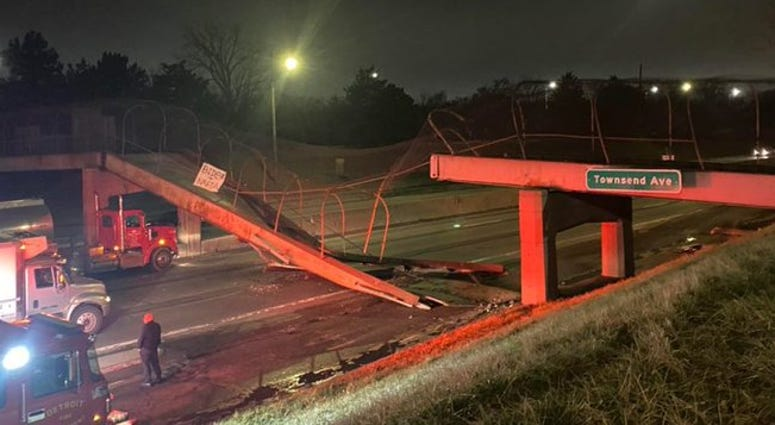 I-94 bridge collapses