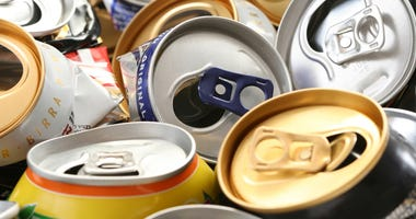 cans to recycle