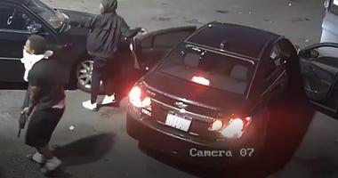 carjacking in Detroit