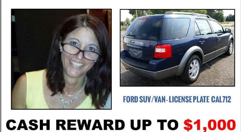 chesterfield missing woman