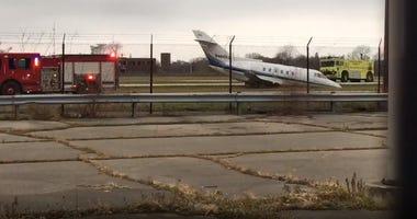 city airport plane crash