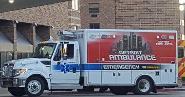 detroit ambulance