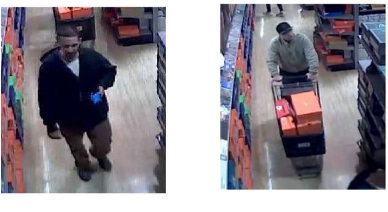 dicks theft suspects