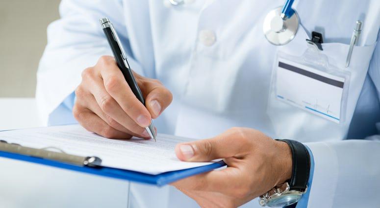 doctor clipboard