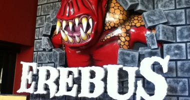 erebus haunted house