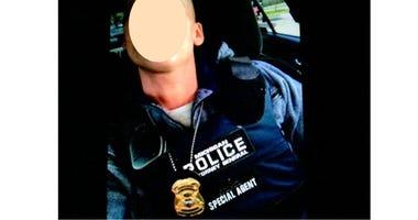 fake cop Auburn Hills