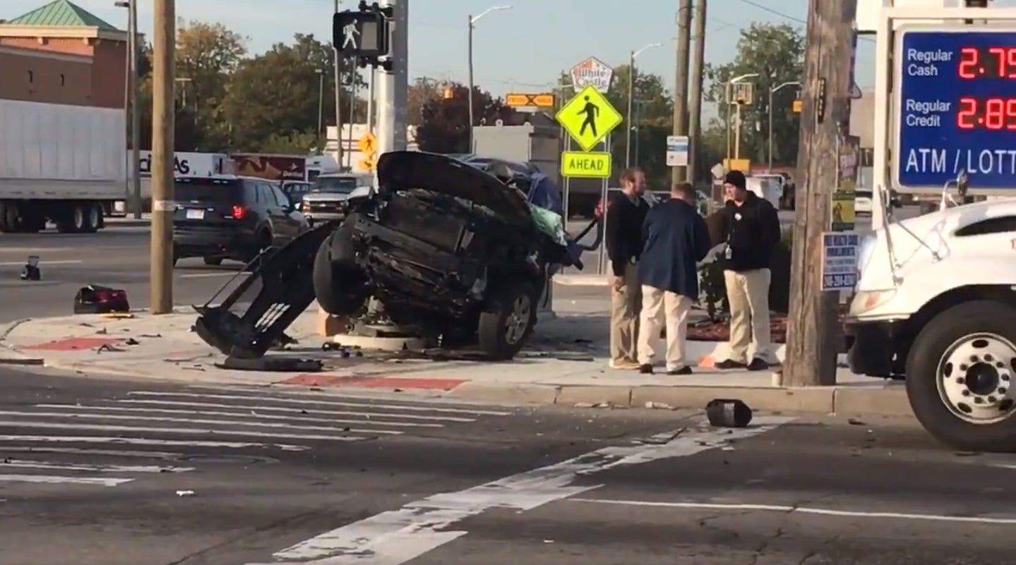 Man Killed In Crash On Detroit's West Side | WWJ Newsradio 950