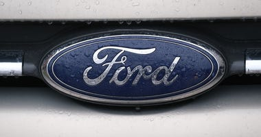 ford logo getty