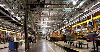 ford michigan assembly plant.