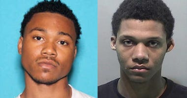 Two suspects in the protest shooting in Detroit