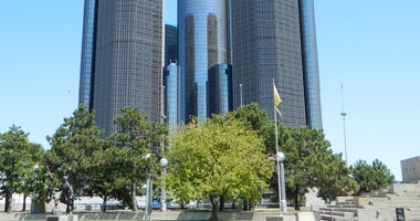 gm world headquarters ren cen