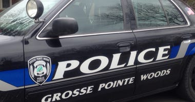Grosse Pointe Woods Police Car
