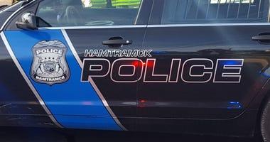 Hamtramck Police Car