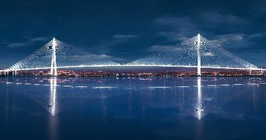 Gordie Howe International Bridge ‏