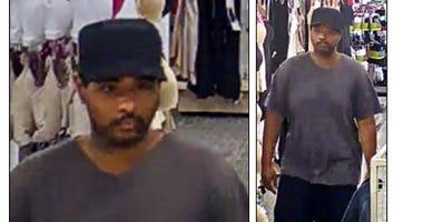 Roseville Kohl's robbery