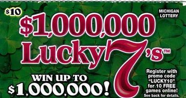 lucky 7 winner.
