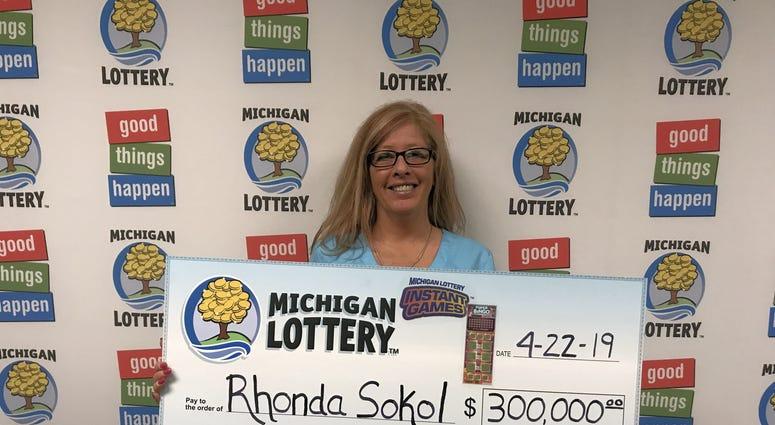 Macomb County Woman Winner