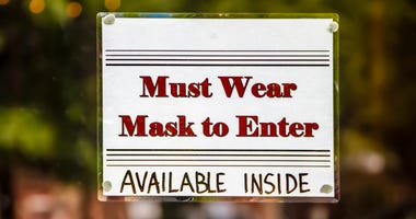 masks sign
