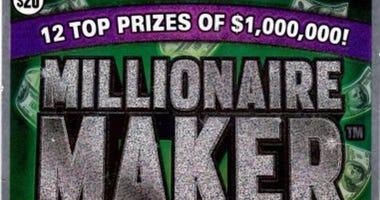 millionaire maker ticket