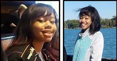 Amaria Hall missing