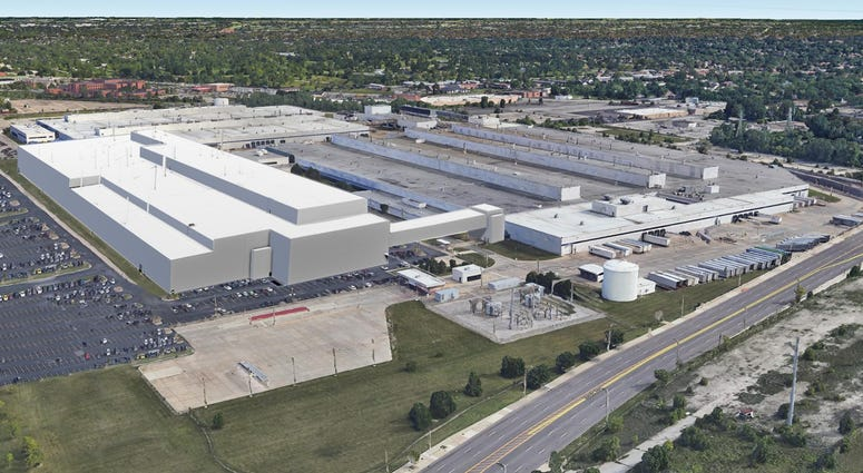 new FCA plant