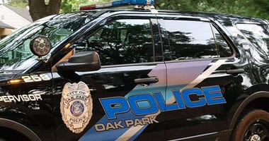 Oak Park Police Car