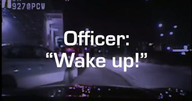 sleeping drunk drivers