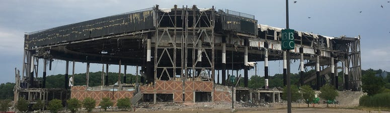 palace skeleton