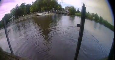 river escape attempt