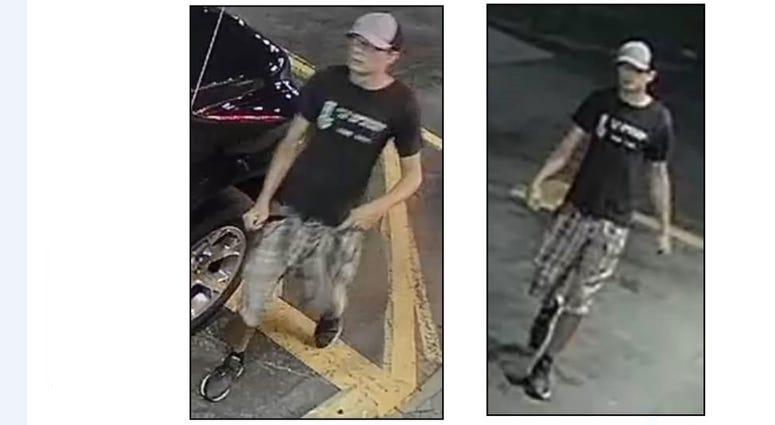 roseville suspect