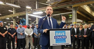 Dave Coulter Wins Democratic Nomination For Oakland County Executive
