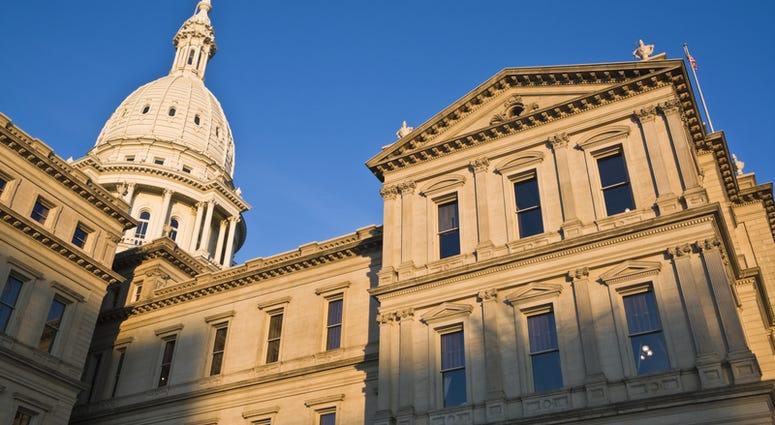 Lansing State Capitol