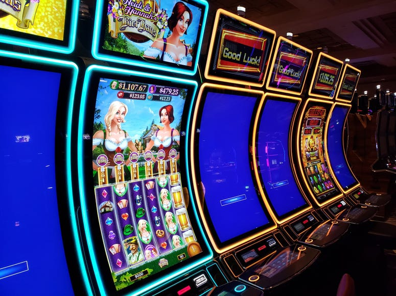 MGM casino changes