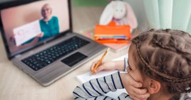 School District Tells Remote-Learning Students: No Pajamas